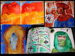carnet maroc pour blog
